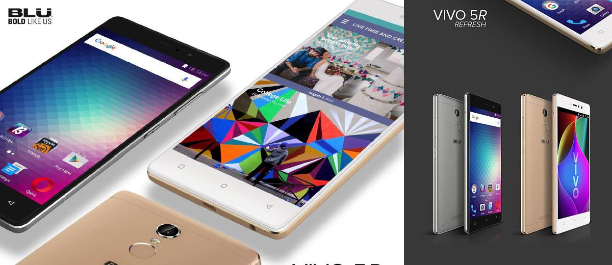 Blu VIVO 5R Android Phone