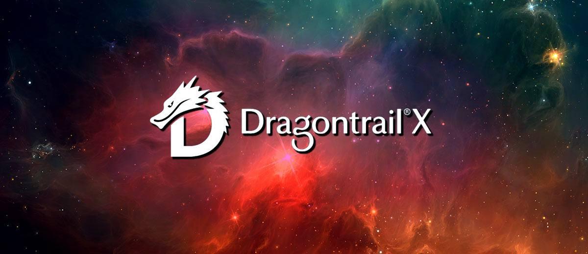 Dragontrail X glass