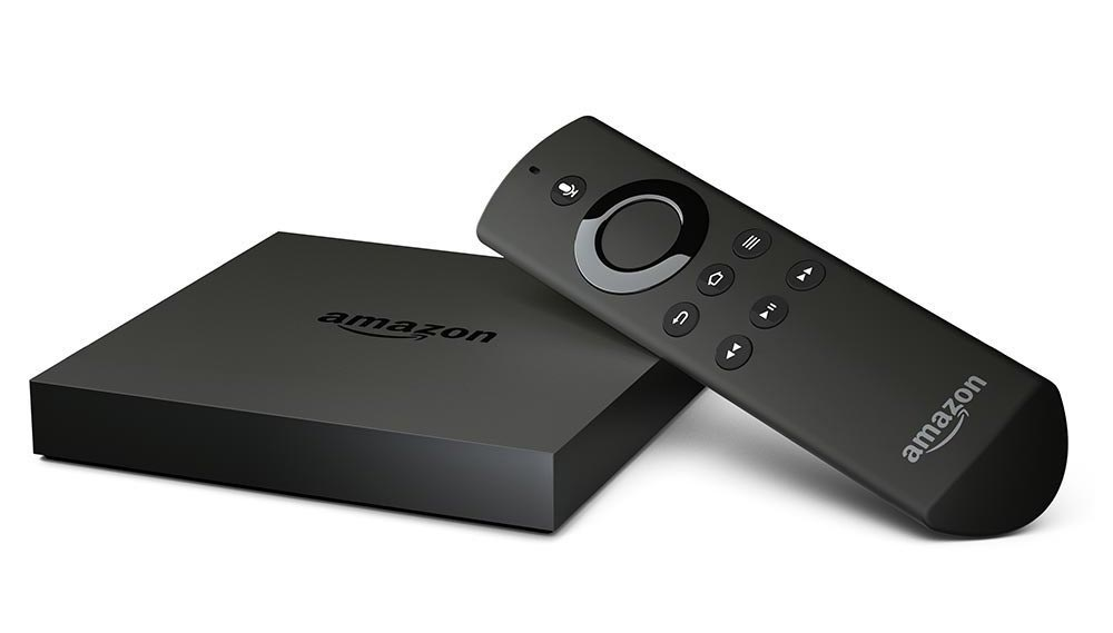 New Fire TV 4K
