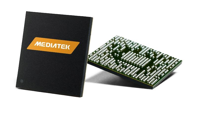 Media Tek Chip CPU