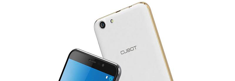 Cubot Note S White