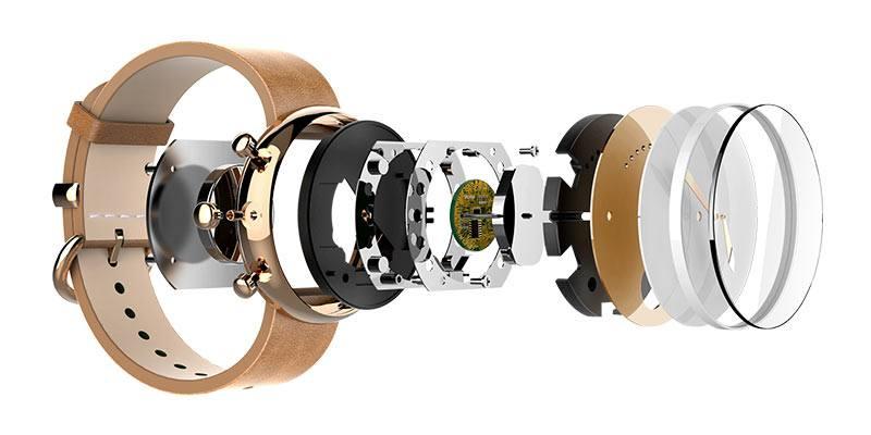 Elephone W2 Smartwatch Hardware