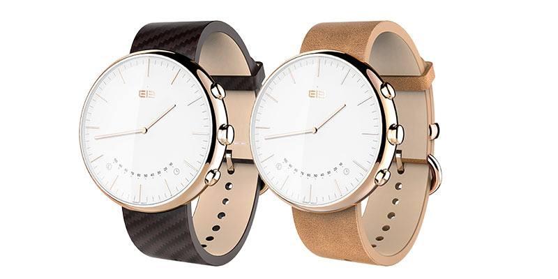 Gold Elephone W2 Smartwatch