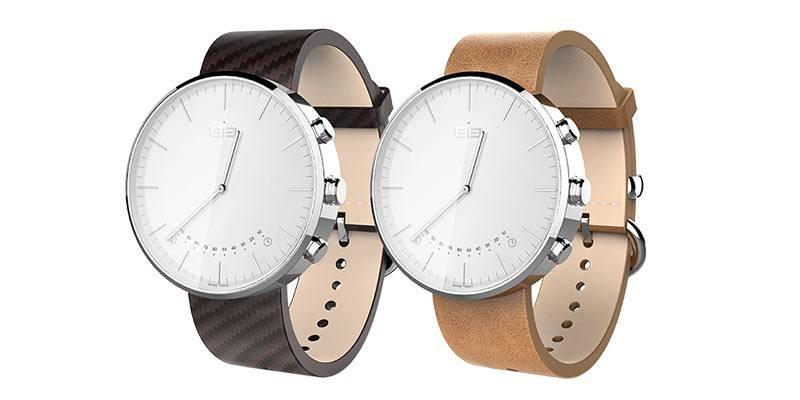 Silver Elephone W2 Smartwatch