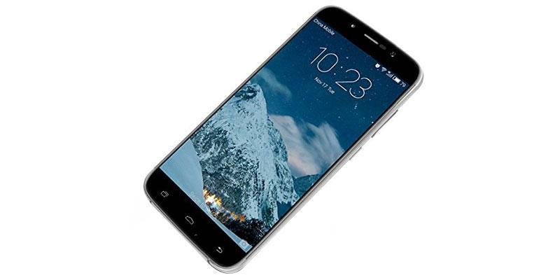UMi Rome smartphone Black