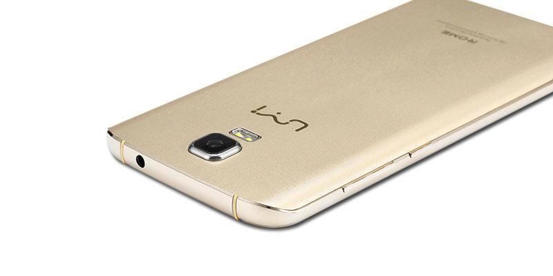 UMi Rome Phone Gold