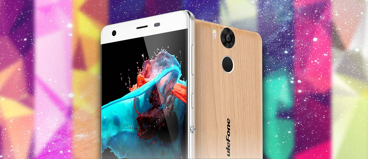 Ulefone Power phone