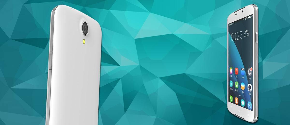 Doogee X6 Pro White