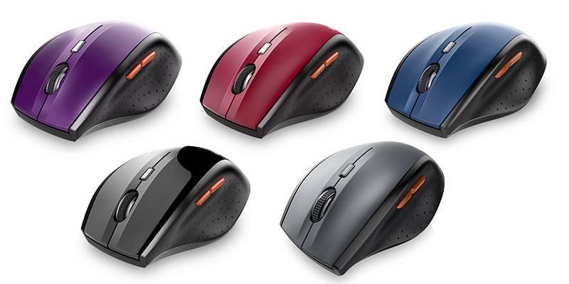 Tecknet M002 in 5 colours