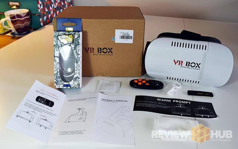 VR Box accessories
