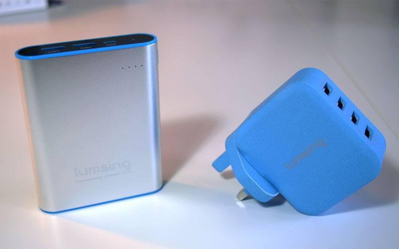 lumsing-powebank-and-usb-plug