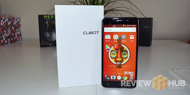 Cubot Note S Smartphone with Box