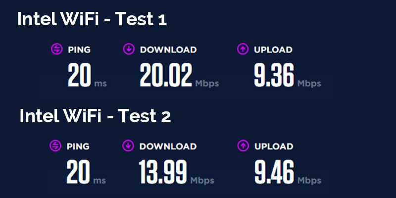 Intel-WiFi-test