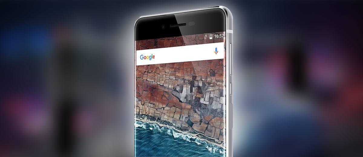 Ulefone Future smartphone space grey