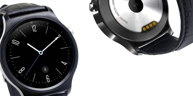 Ulefone GW01 smartwatch black