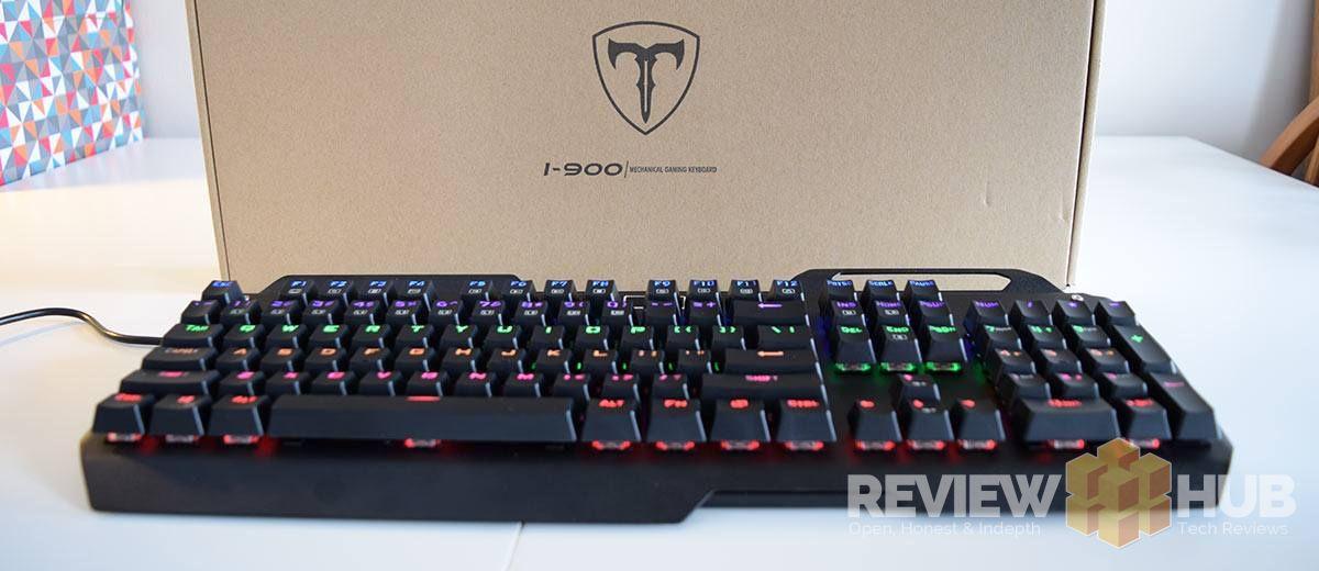 VicTsing Wireless Mechanical Gaming Keyboard