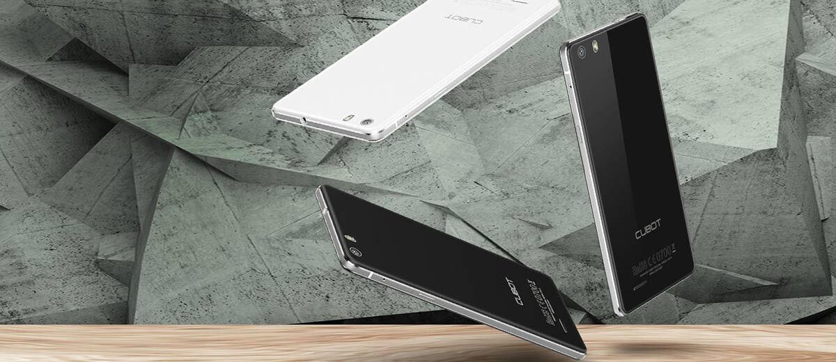Cubot X16S Smartphone Black
