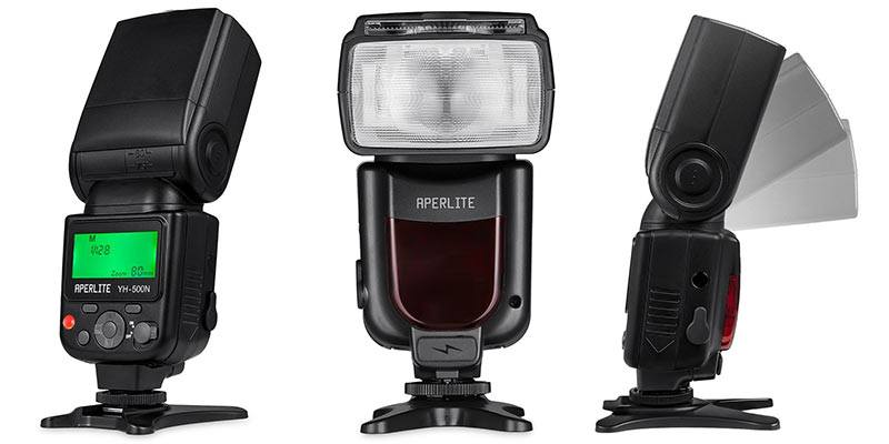 Nikon Aperlite YH-500N Flash