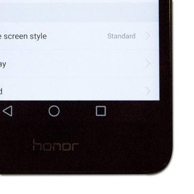 Huawei Honor 5C Screen