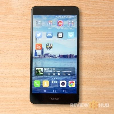 Huawei Honor 5C Screen On
