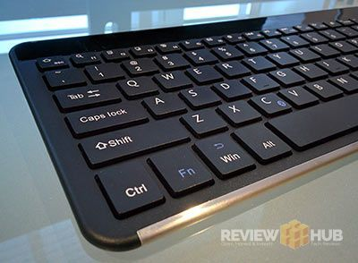 UMi Bluetooth Wireless Keyboard Steel Body