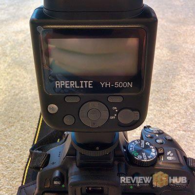Aperlite YH-500N controls