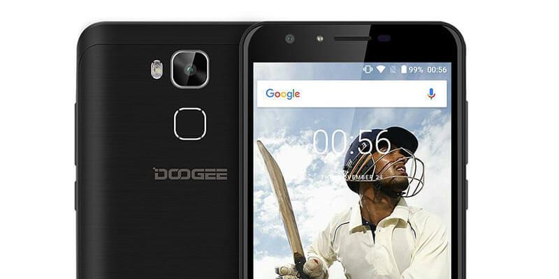Doogee Y6 Camera
