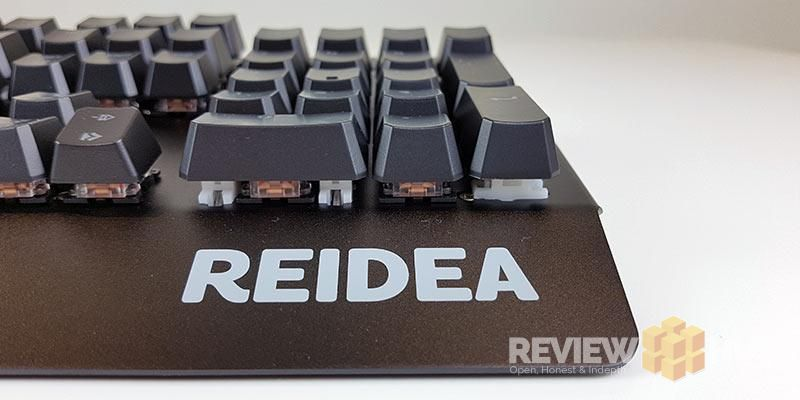 Reidea RGB Gaming Keyboard Cherry MX Switches