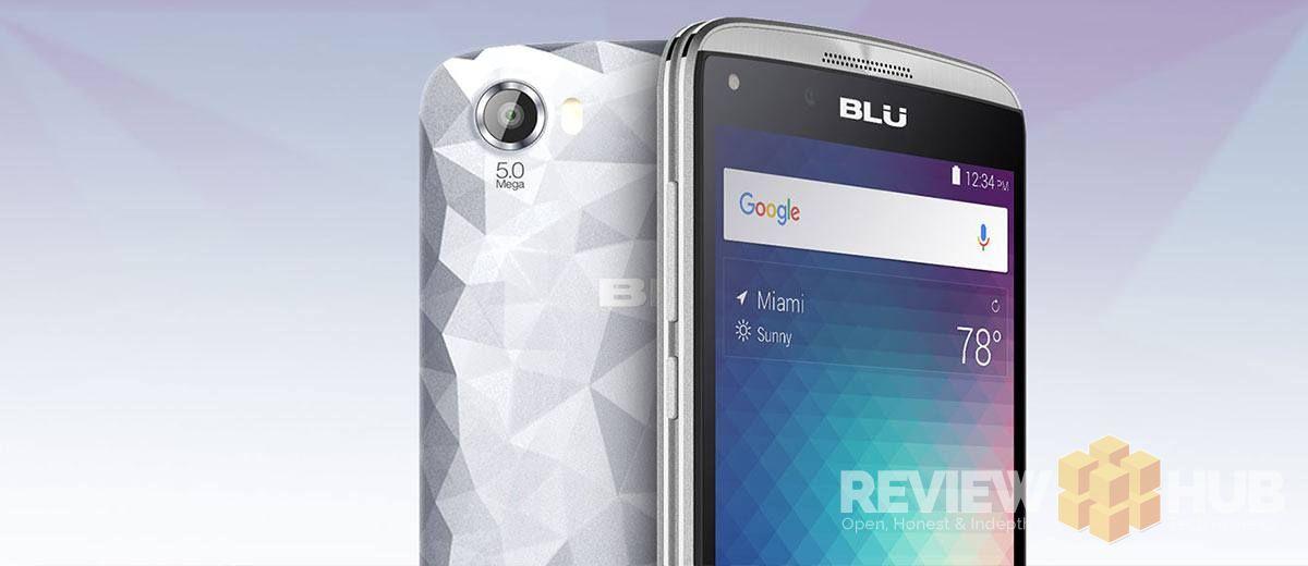 Blu Energy Diamond Smartphone White