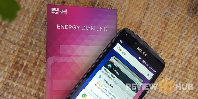 Blu Energy Diamond