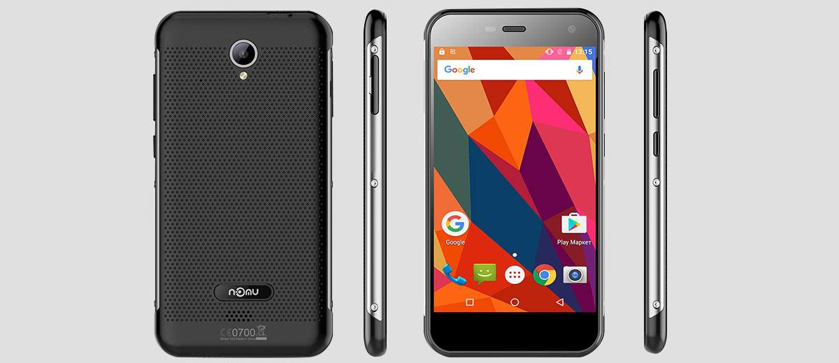 Nomu S20 Waterproof Smartphone