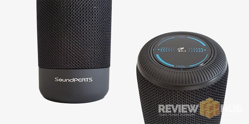 Soundpeats P4 Design