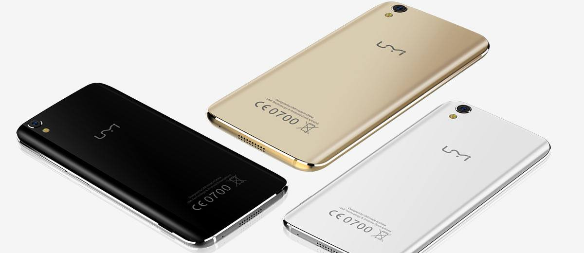 UMi Diamond X Android Phone