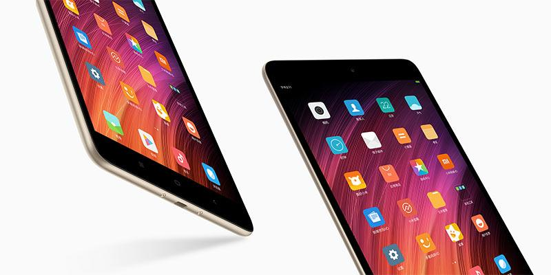 Xiaomi Mi Pad 3 Design