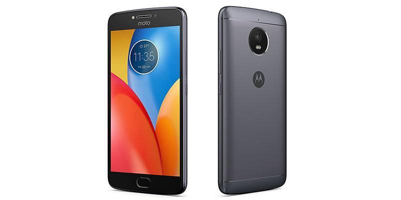 Motorola E4 Plus Smartphone