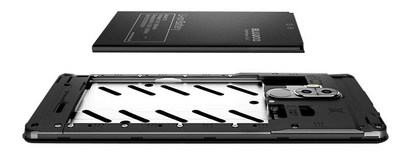 Bluboo D1 Battery