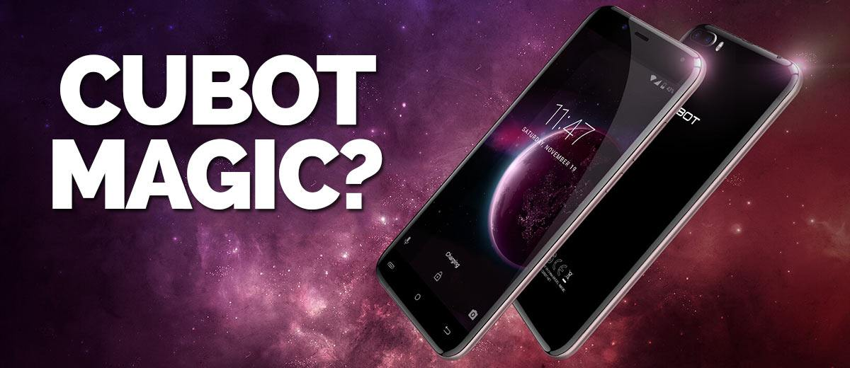 Cubot Magic Smartphone