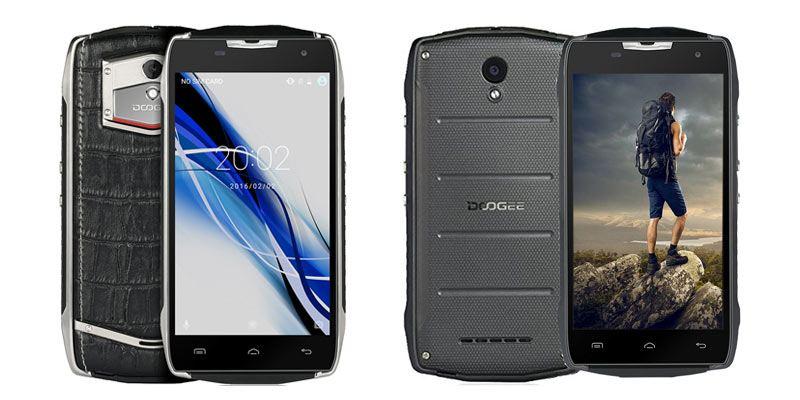 Doogee T5 Rugged Phone