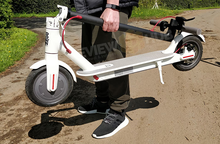 Xiaomi M365 Electric Scooter Portability