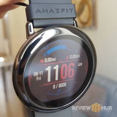 Amazfit Pace Ceramic Watch Face
