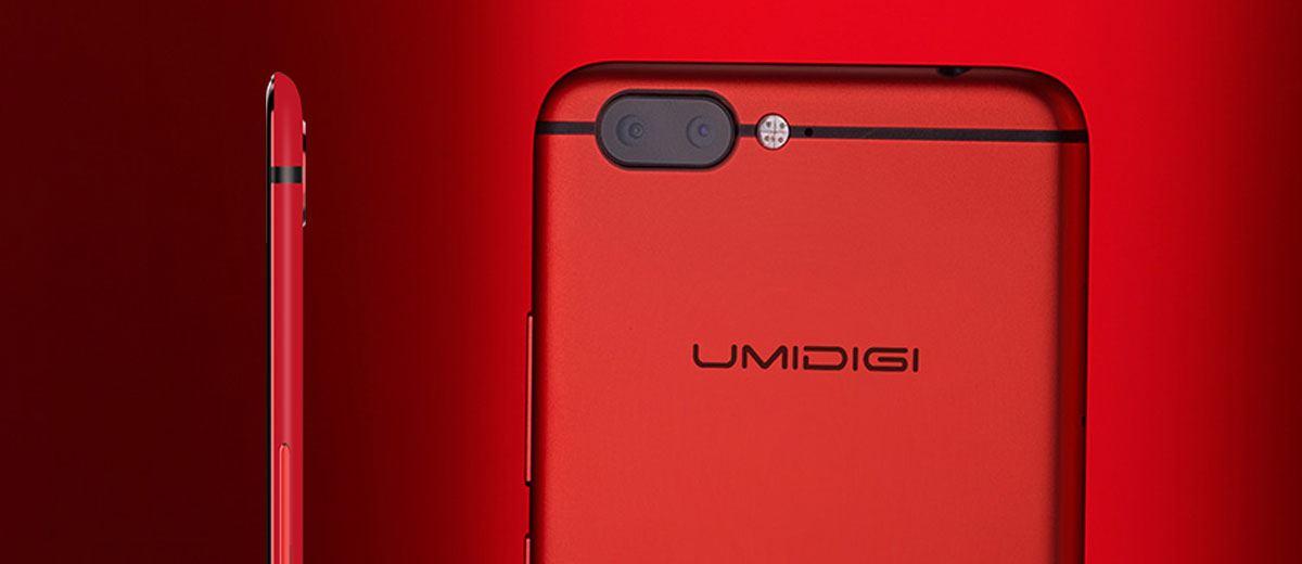 UMiDigi Z1 Pro Red
