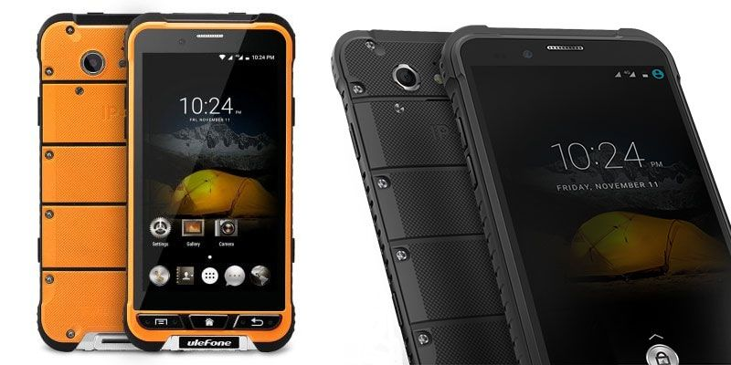 Ulefone Armour Rugged Smartphone