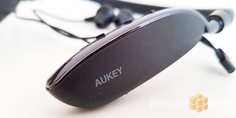 Aukey Headphones Controls