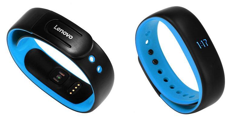 Lenovo HW02 Smartband Design