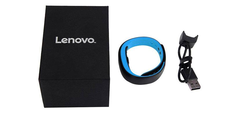 Lenovo HW02 Smartband Box Contents