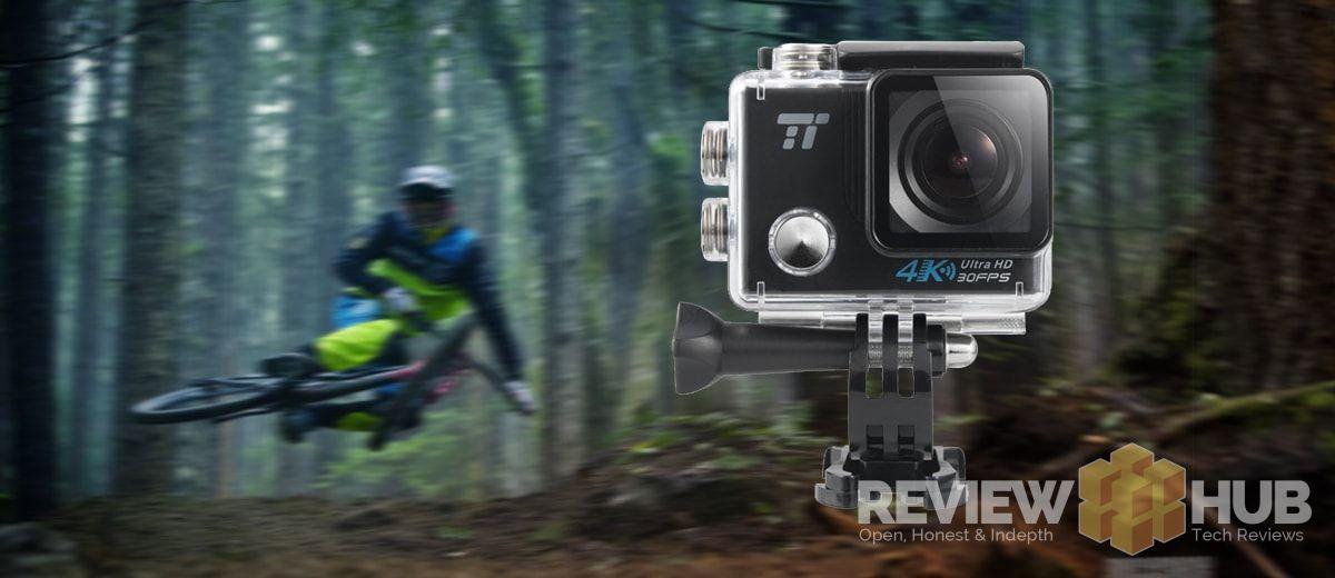 TaoTronics 4K Action Camera TT-VD001