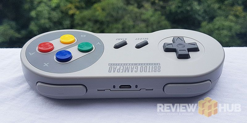 8Bitdo SNES Controller SF30 Game Pad