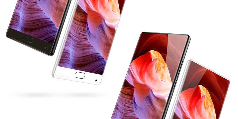 Bluboo S1 tri-bezel smartphone