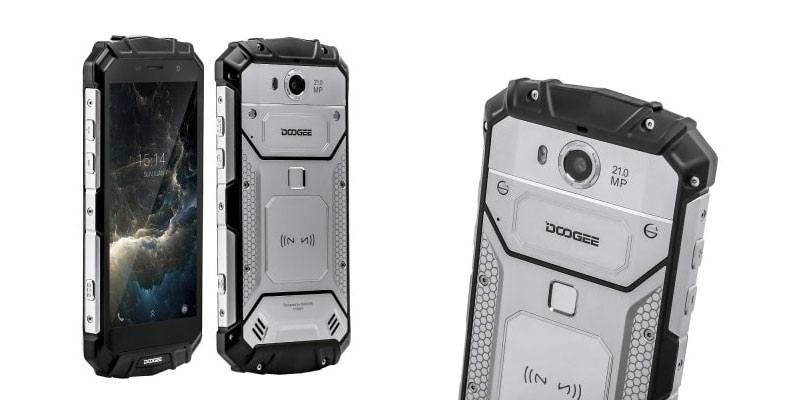 Doogee S60 Build Quality