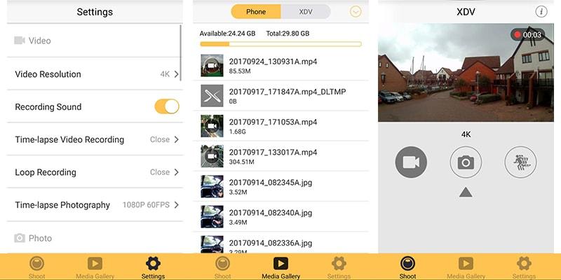TT-VD001 XDV App